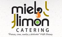 Catering Miel y limón