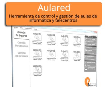 Herramienta de control y gestión de aulas de informática y telecentros