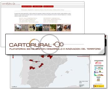 Buscador de Recursos Turísticos y Visor Cartográfico