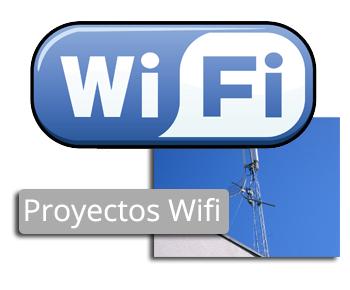 Implantación de wifi en municipios y edificios