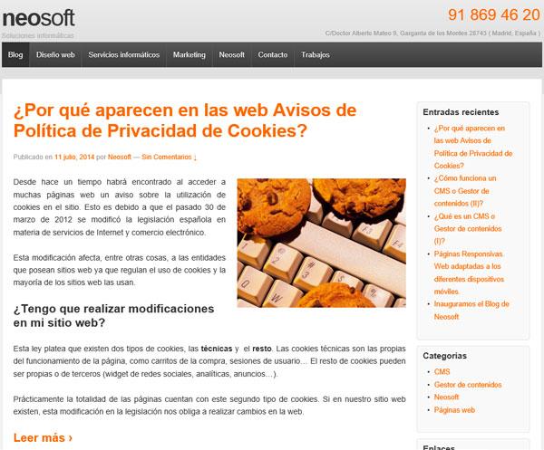 Blog Neosoft